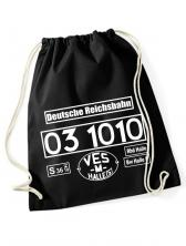 """Eventrucksack mit Aufdruck """"03 1010"""""""